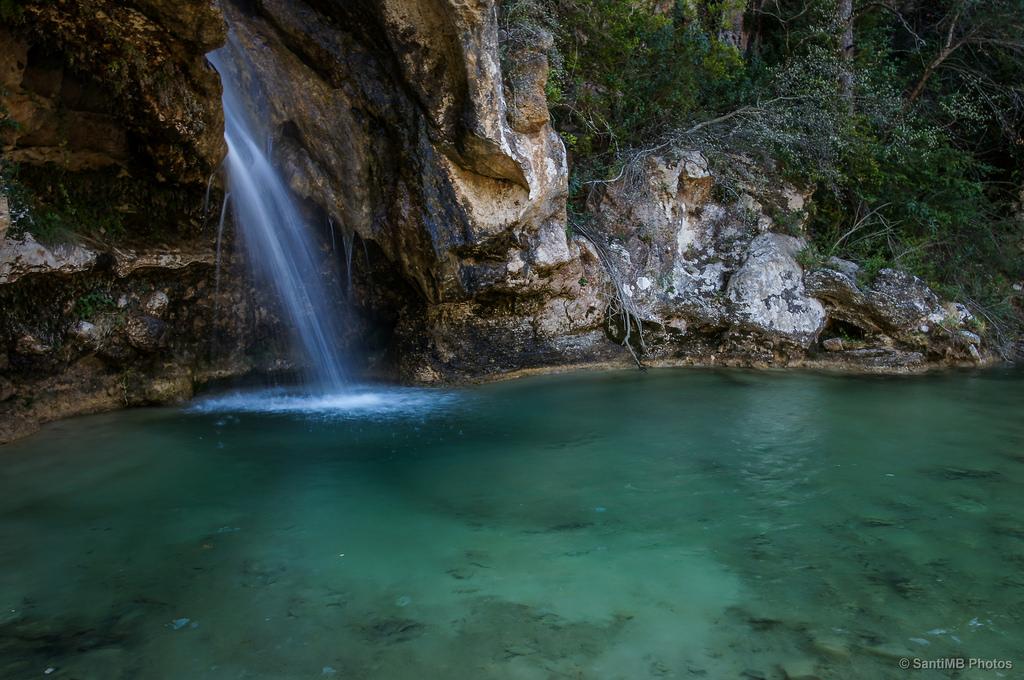 Gorgs de la febr unas piscinas naturales en las monta as for Piscinas del montseny