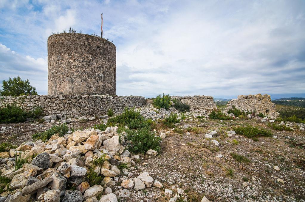 Castell Vell dÒlivella
