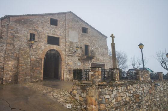 De Verdú a Mas de Bondia por el camino de Guimerà