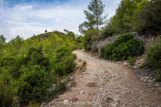 Un paseo etnológico y paisajístico por el entorno del Castell Vell d'Olivella