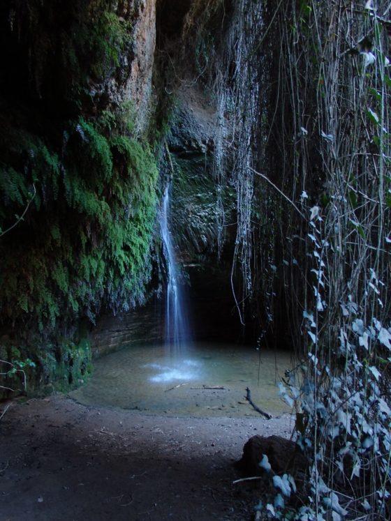 El fotohiker invitado: Javier Pascual y las Cascadas de Cabrera d'Anoia