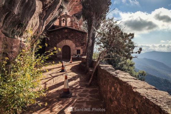 El Camí Natural Muntanyes de Prades pasando por la Ermita de l'Abellera